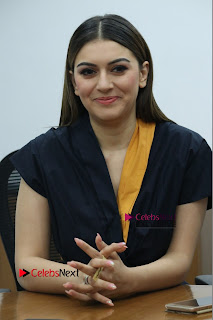 Actress Hansika Motwani Latest Pos at Bogan Movie Press Meet  0027.jpg