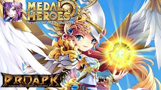 Medal Heroes Return of the Summoners_fitmods.com