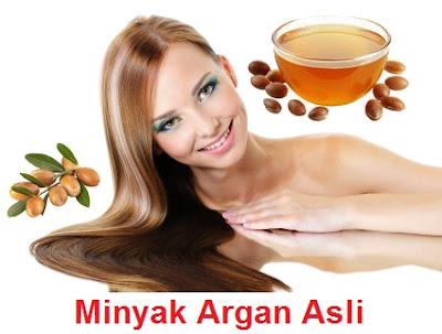 manfaat minyak argan (argan oil) untuk kulit wajah dan rambut