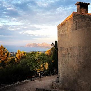 Puig de Maria, Pollenca, Mallorca
