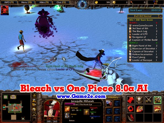 Download Map Dota Naruto Vs Bleach Vs One Piece Ai Terbaru Darling Ucfasr