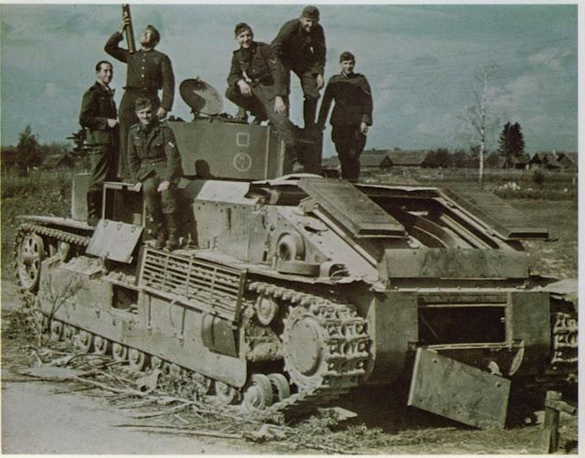 Soviet T-28 28 June 1941 worldwartwo.filminspector.com