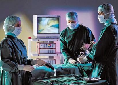 Clasificación del instrumental de cirugía video endoscópica