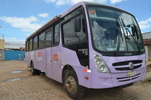 Unidade móvel de combate à violência contra a mulher terá atendimentos em Inhambupe