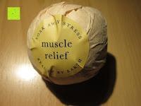 muscle relief Verpackung: Badekugeln Geschenkpackung - 6 grosse Bio Badenbomben pro Packung - Einzigartige, luxuriöse und sprudelnde Kugeln - die ideale Geschenkidee - Hergestellt in den USA (Beauty by Earth)