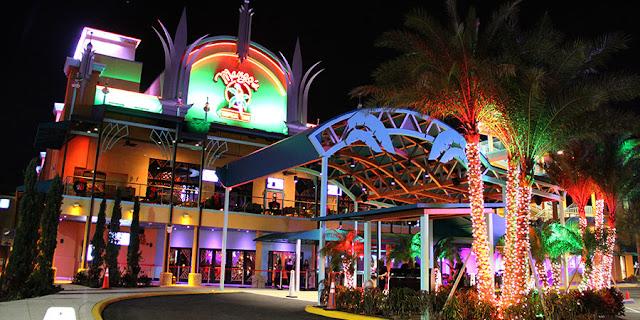 Mango's Tropical Café em Miami Beach | Balada de Salsa