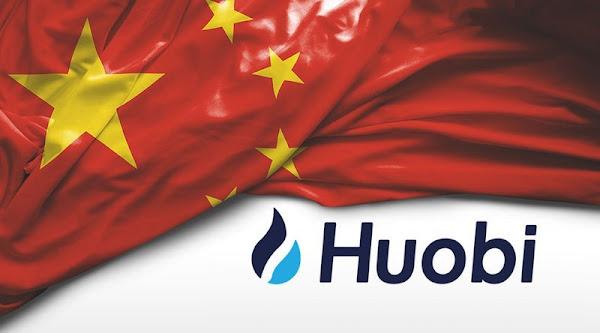 Houbi Çin kripto para borsası, Çin'in kripto para yasağının ardından,Çin için yeni kayıtları durdurduğunu açıkladı
