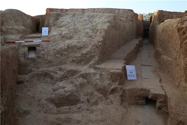 Ancient tomb clusters unearthed in Eastern China