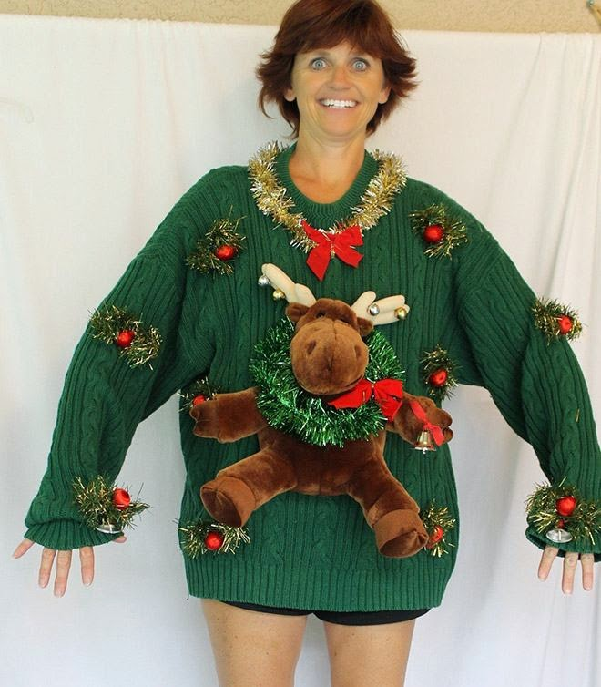 What store sells christmas sweaters