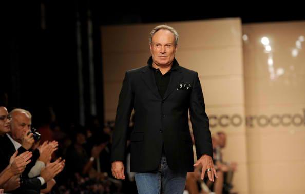 Mode Et Style De Vie Rocco Barocco Brilliant Italian Fashion Designer