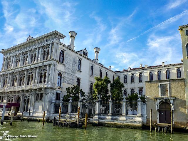 Palacio Vendramin Calergi, Casino de Venecia - Cannaregio por El Guisante Verde Project