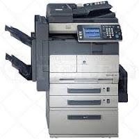 Impresora Konica Minolta Bizhub 350
