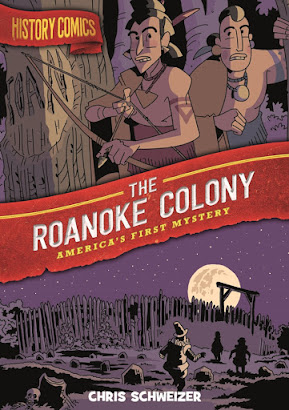 Roanoke Colony cover