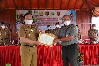 BKP Kelas I Bandar Lampung Adakan Bimtek Gratieks di Sekolah Kopi