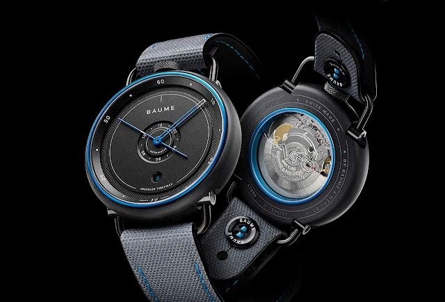 Baume et Mercier Baume Ocean Limited Edition ref. M0A10587