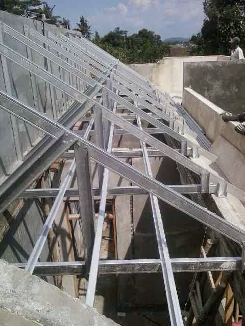 kanopi baja ringan yogyakarta lightsteelroof : perbedaan kelebihan rangka atap ...