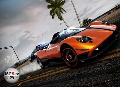 من داخل تحميل لعبة Need for Speed Hot Pursuit 2010 مضغوطة بحجم صغيير جدا