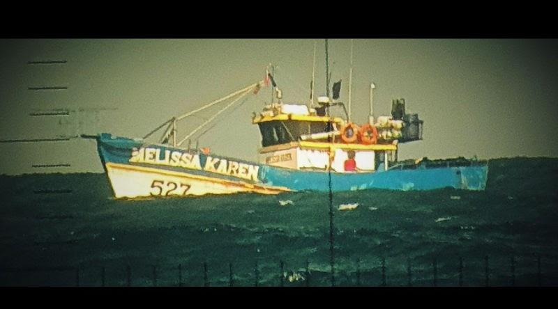 Submarino O'Higgins realizó fiscalización marítima en Mar de Chile