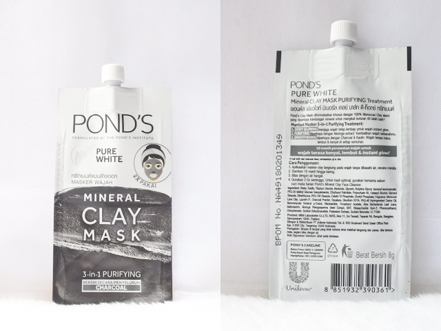 Pond's Clay Mask