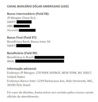 Canal Bancário Banco Inter - AdSense