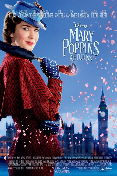 Review Filem Mary Poppins Returns
