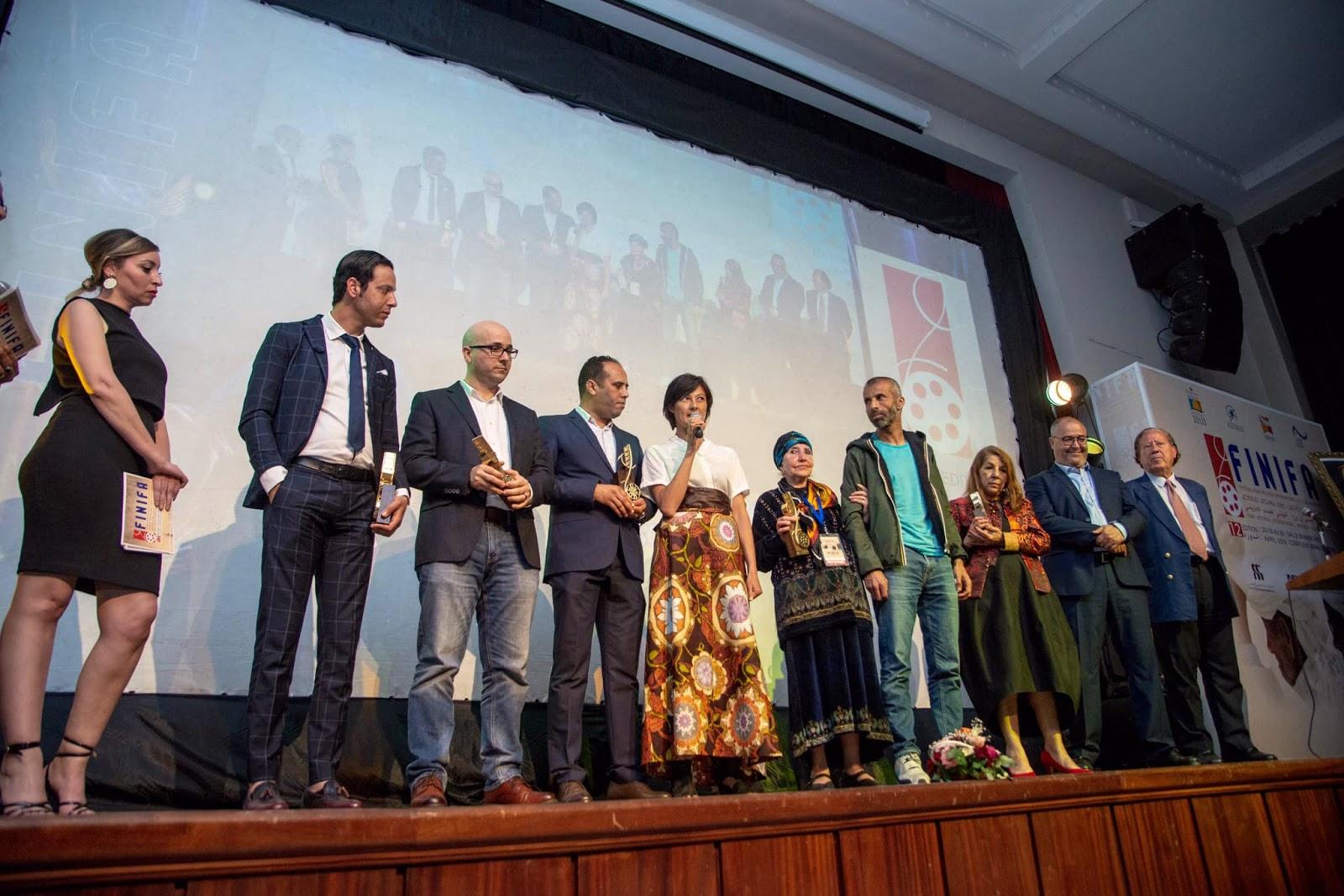 روح منتج سينمائي جزائري انتحر حرقاً للإطاحة بنظام بوتفليقة ترفرف في مهرجان دولي للسينما الأمازيغية بأكادير !