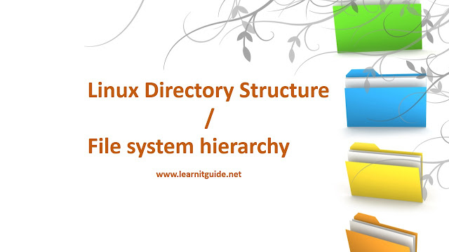Linux Directory Structure File system Hierarchy