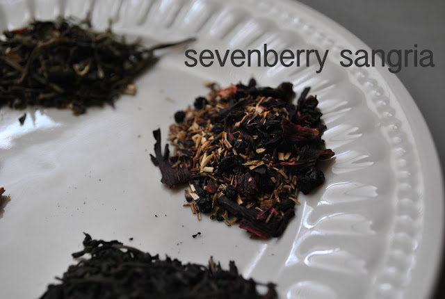 Flashback Summer:  Teavana Tea Review