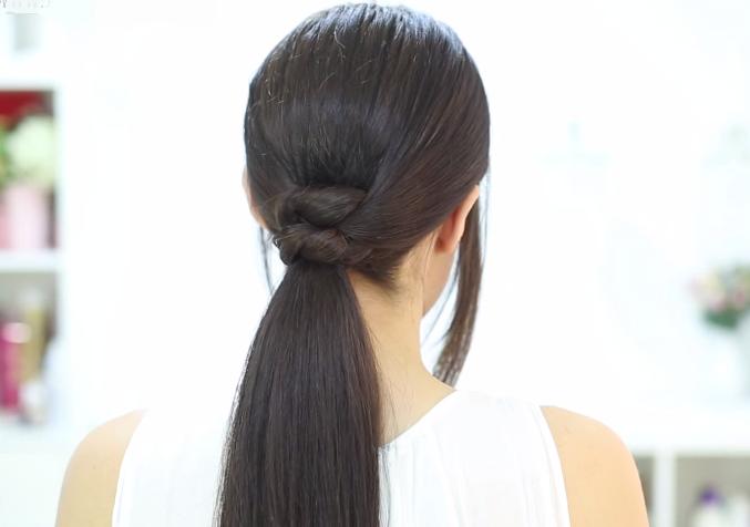 peinados sencillos para trabajadoras y escolares wwwmicabelloblogspotcom - Peinados Sencillos