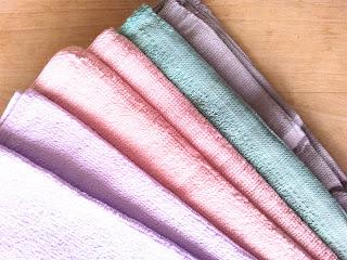 8年タオルって⁈ 丈夫で長持ち8年タオルを買ってみました♪