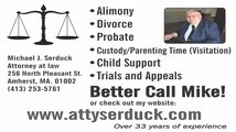 Attorney Mike Serduck