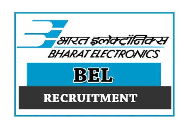 BEL Recruitment 2019 भारत इलेक्ट्रॉनिक्स लिमिटेड में भर्तियाँ
