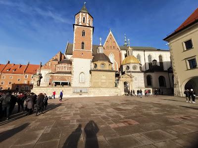 cracovia cattedrale wawel polonia