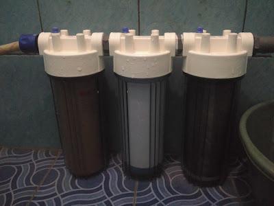 filter air 3 tahap