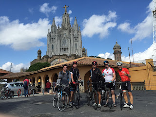 Cycling tours Barcelona