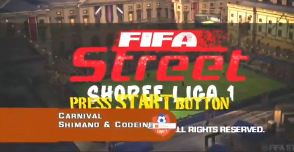 Download FIFA Street Mod Shopee Liga 1 Indonesia 2020 70Mb PPSSPP Android