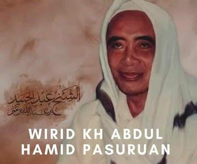 6 Wirid oleh KH Abdul Hamid Pasuruan