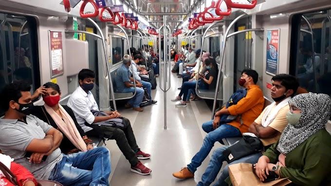 लखनऊवासियों के भरोसे का प्रतीक है मेट्रो की राइडरशिप में हो रहा निरंतर सुधार