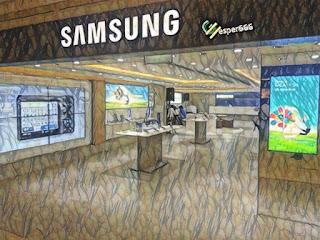 Sterilisasi UV Samsung, Charger Nirkabel