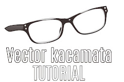 Tutorial membuat vector kacamata di infinite design dengan cepat