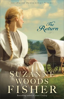 Heidi Reads... The Return by Suzanne Woods Fisher