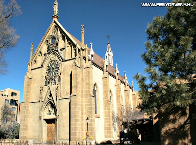 Santa Fe, azaz szent hit