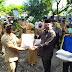 Pemkab Rejanglebong Bagikan 15 Ton Beras Pada Masyarakat Status Notifikasi Corona