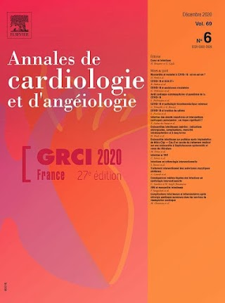 Annales de Cardiologie et d'Angéiologie DECEMBRE 2020.pdf