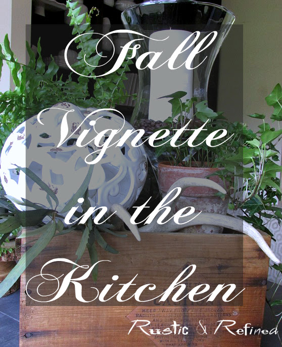 Fall Decorating Home Tour