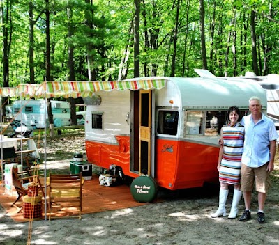 Tin Can Tourists vintage camping show coming Saturday to Michigan's Hoffmaster State Park