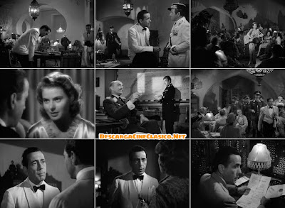 Casablanca (1942) - Capturas