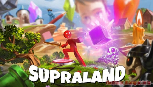 Download Game Supraland Full Crack