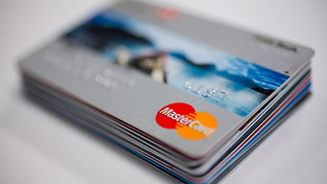 Credit card account