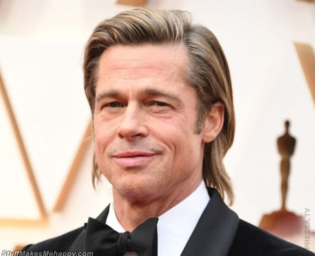 1. Sexiest Over the Years - Brad Pitt